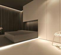 Fresh Die LED Lichtleiste bietet eine vielseitige Beleuchtung in der Wohnung dar Das ist eine attraktive und praktische Beleuchtungsart welche berall in der