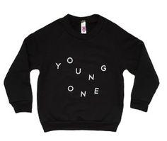 Image of YOUNG ONE sweatshirt