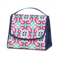 Mia Tile Lunch Bag