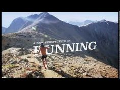 In the High Country - a running film featuring Anton Krupicka supported by Ultimate Direction - YouTube