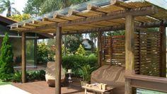 gartendekoration bambus deko gartendeko holz
