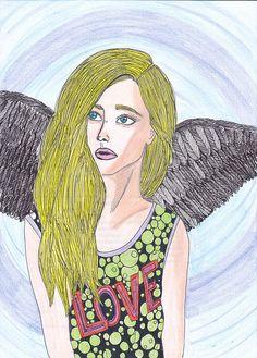 Anjo procurando por amor