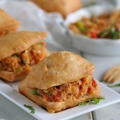 Salt Fish and Bake – Immaculate Bites Salt Fish Recipe Jamaican, Jamaican Recipes, Trinidad Black Cake Recipe, Bake And Saltfish, Caribbean Recipes, Caribbean Food, Trinidad Recipes, Trini Food, Sandwiches