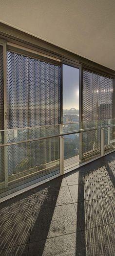 Silk Apartments,  Pyrmont, Australia by Tony Caro Architecture