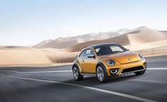 Volkswagen Beetle Dune concept 101
