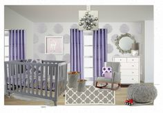 Please vote for my nursery in the Land of Nod contest on Olioboard! Thanks!