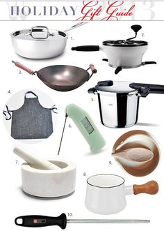 Ideas for Michael - 10 Classic Kitchen Tools Every Cook Should Have (But Might Not) — Gift Guide from The Kitchn