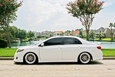 Toyota Corolla XRS on Privat Akzent Wheels Toyota Corolla S on Miro Type 380 Wheels – Rides & Styling Corolla 2012, Toyota Corolla 2010, Corolla Xrs, Toyota Camry, Toyota Supra, Corolla Tuning, Corolla Altis, Slammed Cars, Volkswagen New Beetle