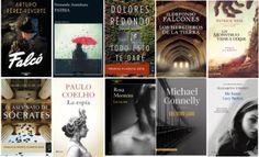 Libros más vendidos semana del 7 al 13 de noviembre en ficción