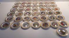 "Online veilinghuis Catawiki: Franklin Porcelain ""The best loved fairy tales"" door Carol Lawson - 43 borden"