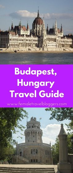 Travel to Budapest with this detailed guide, exploring both buda and pest along with food, transportation and accommodation. Plan your next trip to Budapest, Hungary right now! Travel Tips For Europe, Places To Travel, Travel Destinations, Travelling Europe, Travel 2017, Travel Things, Traveling Tips, Travel Plan, Budapest Travel Guide