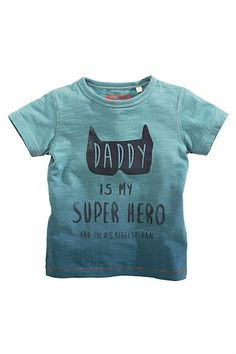 Next Dip Dye Daddy T-Shirt (3mths-6yrs).... for father's day