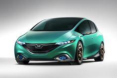 2012 Honda S Concept