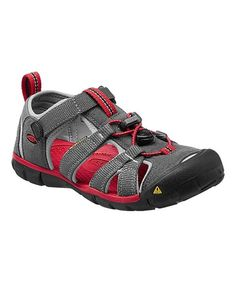 Now available online from Smith's Shoe Center: Kids Seacamp II C...  Check them out at http://www.smithsshoecenter.com/products/kids-seacamp-ii-cnx-magnet-racing-red-1014123-magnet-red?utm_campaign=social_autopilot&utm_source=pin&utm_medium=pin