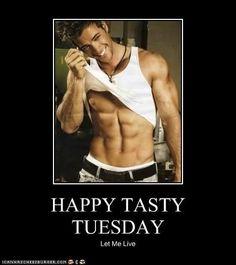 Happy Tasty Tuesday. :)