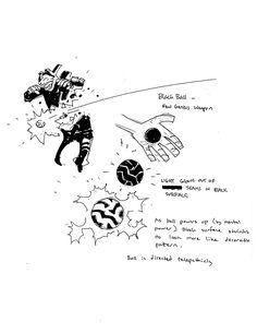 NEW GODS - Mike Mignola concept art - Album on Imgur
