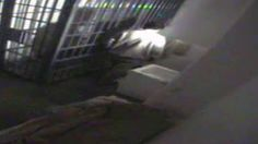 Watch 'El Chapo' Flee Prison Cell in Security Camera Footage