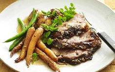 slow-roasted spiced lamb shoulder