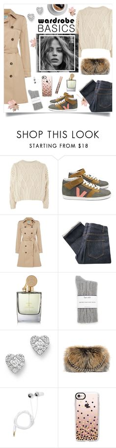 """Fall Wardrobe"" by linmari ❤ liked on Polyvore featuring Topshop, Veja, Dickins & Jones, A.P.C., Aedes De Venustas, Splendid, Bloomingdale's, Alexander McQueen, Casetify and Paul & Joe"
