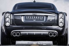 Speedback Silverstone Edition from David Brown Cars ltd