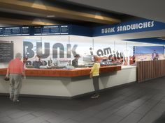 First Look at Bunk Bar's New Moda Center Location - Eater Portland