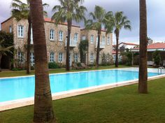 Manastır / Monastery Hotel in Alacatı / Turkey