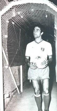 L'une des figures de l'histoire de l'OL, Jeannot Baeza