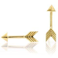 Hunger Games Arrow Earrings