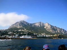 Capri, Italy! WAS AMAZING!!!