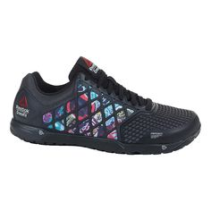 Take your CrossFit workouts to the next level with the latest edition of Reeboks most versatile training shoe, the Mens Reebok CrossFit Nano 4