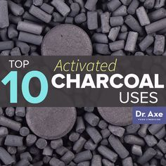 Activated Charcoal Uses  http://www.draxe.com #health #holistic #natural