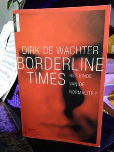 Borderline times - Dirk de Wachter Times, Film, Cover, Books, Documentaries, Movie, Libros, Film Stock, Book