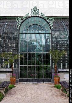 Lednice glasshouse, Czech Republic