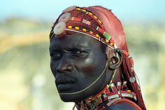 faces, tribes of kenya
