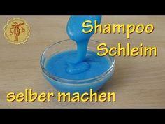 Shampoo-Schleim selber machen - ohne Kleber - YouTube