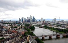 #Frankfurt #Germany
