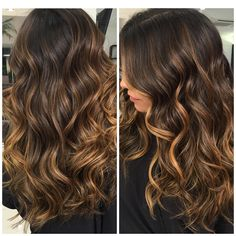 Castanho iluminado - Looking for Hair Extensions to refresh your hair look instantly? KINGHAIR® only focus on premium quality remy clip in hair. Visit - - for more details. Brown Blonde Hair, Brunette Hair, Dark Hair, Remy Human Hair, Human Hair Wigs, Ombre Hair, Balayage Hair, Bayalage, Pretty Hairstyles
