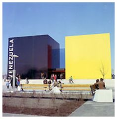 Expo 67 Montreal, Big Show, World's Fair, Pavilion, Memories, Design, Venezuela, Montreal Canada, Landscapes