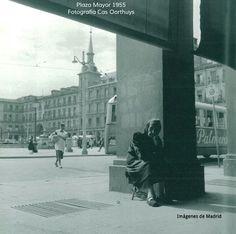 IMAGENES ANTIGUAS DE MADRID: LAS CARAS DE MADRID 1955 (III)