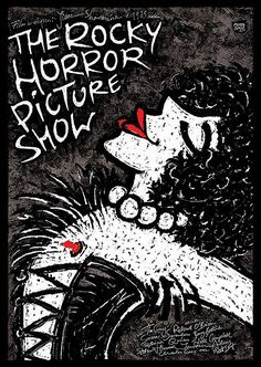 Rocky Horror Picture Show, Plakat filmowy