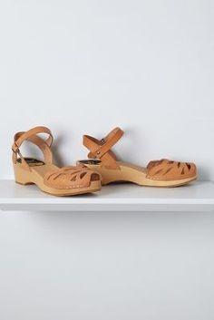 Ornament Sandals