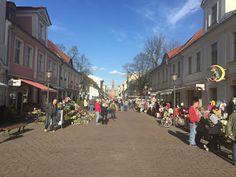 Laufend gebloggt:  Potsdam: Holländerviertel - Marmorpalais - Glienicker Brücke - Park Babelsberg