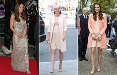 A selection of the most stylish fashion choices by Catherine, Duchess of Cambridge, over the years. Looks Kate Middleton, Duchess Of Cambridge, Formal Dresses, Stylish, Fashion, Moda, Formal Gowns, Fasion, Trendy Fashion