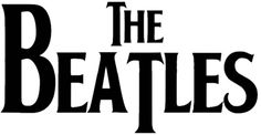 The iconic drop-T Beatles logo was sketched by a music shop owner, Ivor Arbiter, when Ringo bought a new drumkit from his London shop in 1963.