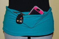 Custom Running Belts on Etsy, $20.00