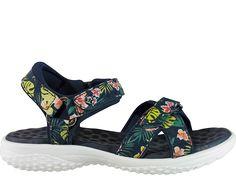 ¡Traslada el verano a tus sandalias con el estampado tropical! Cómodas, duraderas y 100% hechas en España. Envío y devolución 365 días gratis.