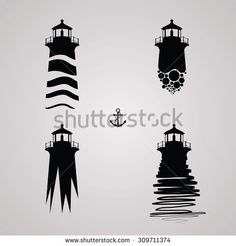 Find Lighthouse Set Lighthouse Design stock images in HD and millions of other royalty-free stock photos, illustrations and vectors in the Shutterstock collection. Tattoos For Guys, Cool Tattoos, Tatoos, Karten Tattoos, Neo Tattoo, Bioshock, Tole Painting, Logo Design Inspiration, Line Drawing