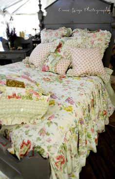 Fiona and Twig: Dreamy Bedding! The Sweet Pea Collection