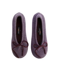 liberty cashmere slippers