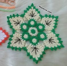 3 SABUN LİF MODELLERİ ÇEYİZE SERİLEN MODELLER | Nazarca.com Crochet Motif, Crochet Flowers, Baby Knitting Patterns, Diy Calendar, Crochet Projects, Fiber, Crochet Tote, Crochet Leaves, Roses